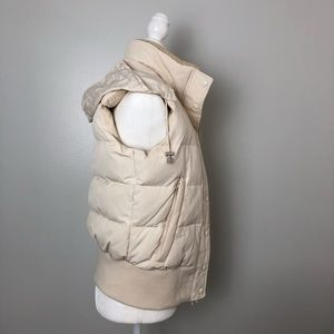Banana Republic down puffer vest